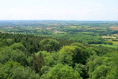 Looking South over Dorset.  This picture copyright Armin Grewe.